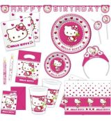 Párty set Hello Kitty