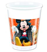 MICKEY HALLOWEEN kelímky 8 ks, 200 ml