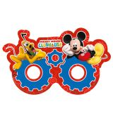 MICKEY MOUSE party masky 6 ks